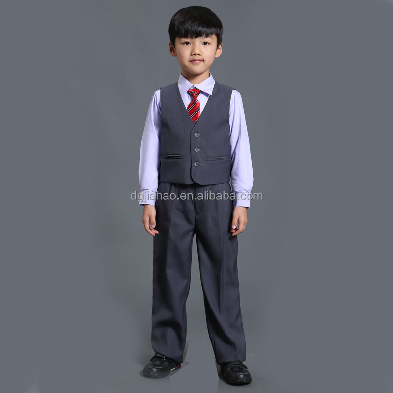 Hot Classical Design Fashion Elegant Coffee Boys Suits Boys ...