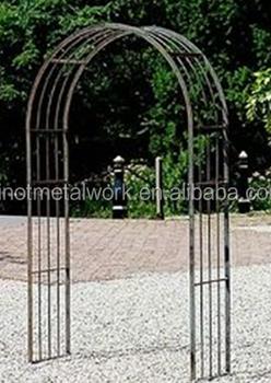 Métal Arche à Rosiers à Vendre Personnalisé En Fer Forgé Jardin Arc