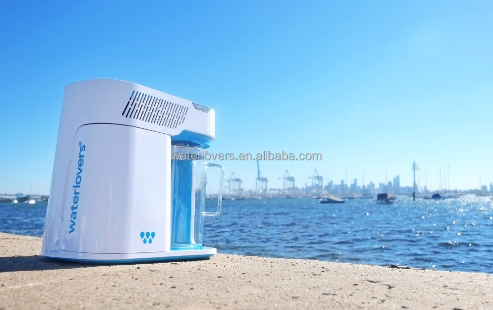gas water maker kangen water machine business