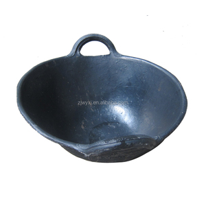 rubber horse trough recycled rubber tub with two handle Rubber Skip