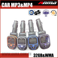 Car kit bluetooth mp3 player with fm transmitter
