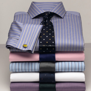 2018 new long sleeve Formal OEM Classic Shirts for men from Steve & James
