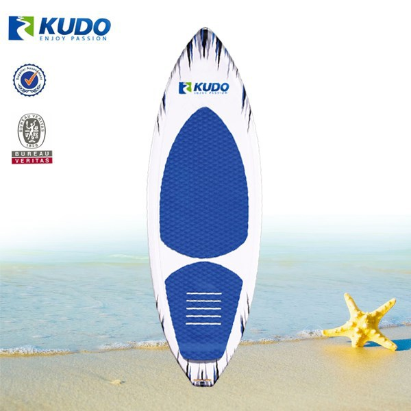 NEW Compression Molded Fiberglass Wakesurf Board For Wakesurfer