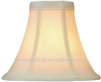 fabric or silk lampshade cone shape for floor lamp table light bell and empire shade