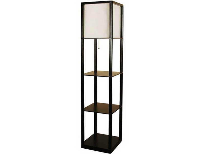 531 F 5 Jcpenney 4 Shelf Floor Lamp By Studio Buy 4 Shelf Floor