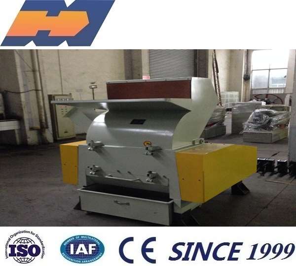 Chinese commerciële automatische plastic crusher/plastic shredder recycle machine
