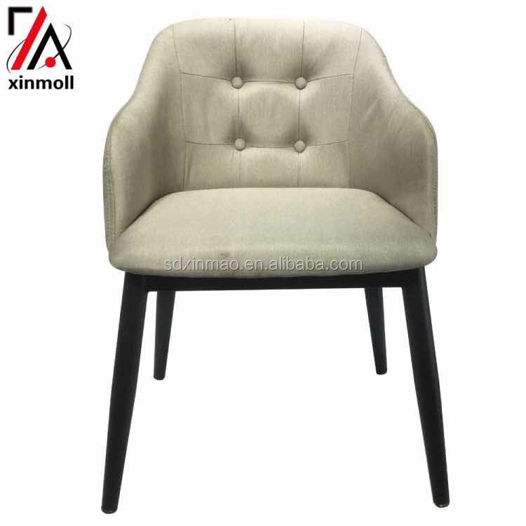 Living room furniture modern fabric miniature designer leisure chair