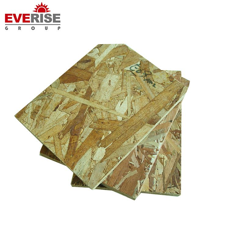 15mm 18mm Waterproof Construction Laminated Osb Board