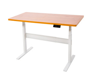 Electric height adjustable working table
