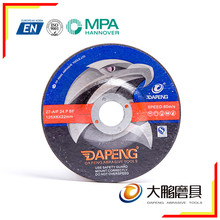 Resin Abrasive Eagle Grinding Wheel Stainless Steel Grinding Wheel