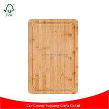 New Product Bamboo Extra Large Cutting Carving Chopping Board