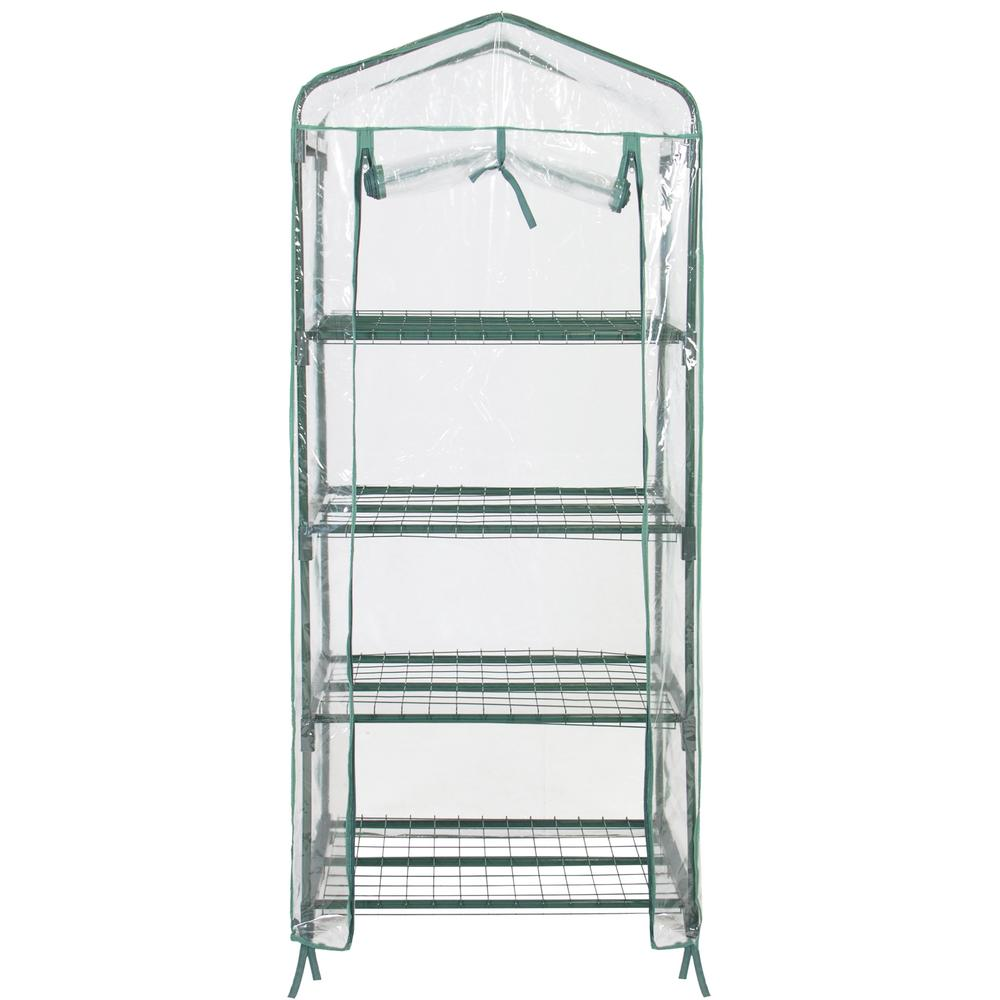 4 Tier Mini Greenhouse Portable Deck Patio Greenhouse With Shelves   Buy  Greenhouse,Tunnel Greenhouse,Garden Poly Tunnel Greenhouse Product On ...