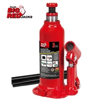4 Ton Welded Bottle Jack Customized Hydraulic jack Bottle Jack With Stands TH90404XS