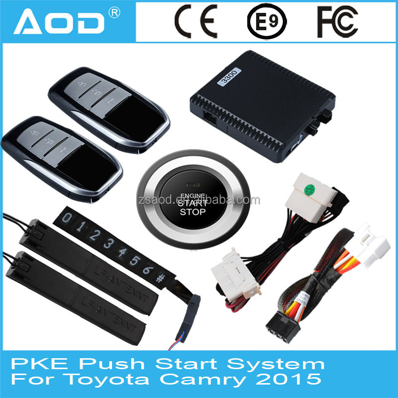 anti hijacking for toyota camry 2015 push button keyless entry pushanti hijacking for toyota camry 2015 push button keyless entry push start stop, view push button remote start, aod product details from zhongshan auto