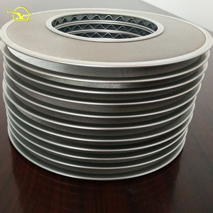 DKing High quality stainless steel filter mesh/bowl type filter/round filter disc made in china