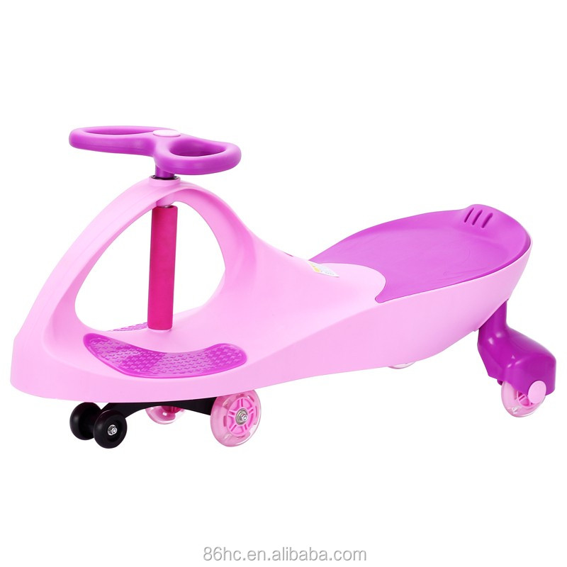 Brand New Baby Swing Car Twist Car for Children Ride on toy, Kids Plastic Plasma Car