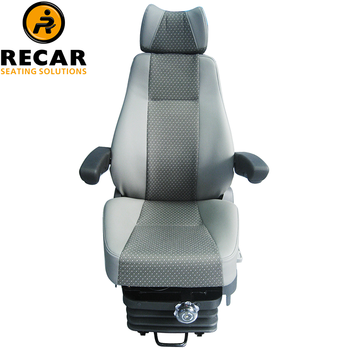 Low Profile Mechanical Seat Suspension Adds A Ride To Non