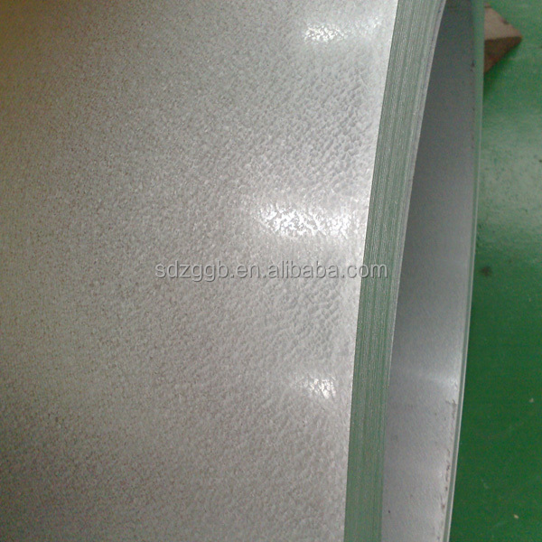 prime hot dipped aluzinc steel sheet in coils anti-finger print