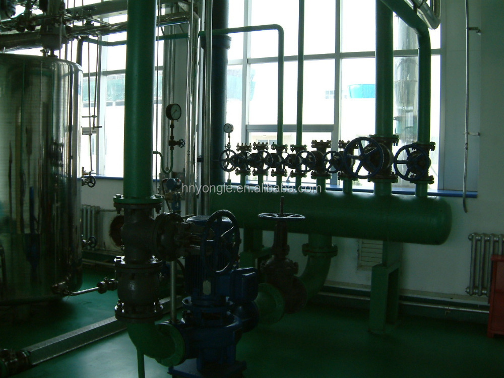 crude palm oil refining line steam distributor