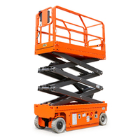Cheap Price Indoor Outdoor Mobile Elevated Self Propelled lift platform