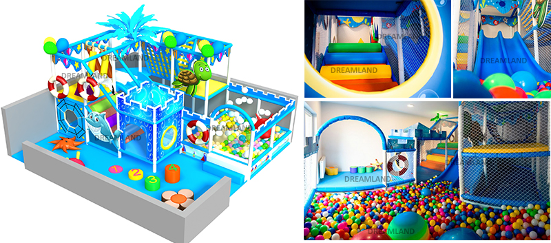 ASTM&TUV Standard Playground Indoor Equipment prices, Kidsl Indoor Playground Equipment
