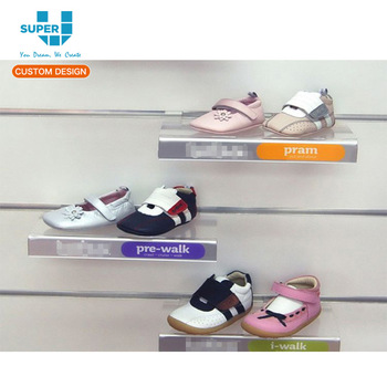 8a7fd0db5 Kids Shoes Accessories Socks Display Transparent Plastic Clear Infant Baby  Moccasins Foot Display