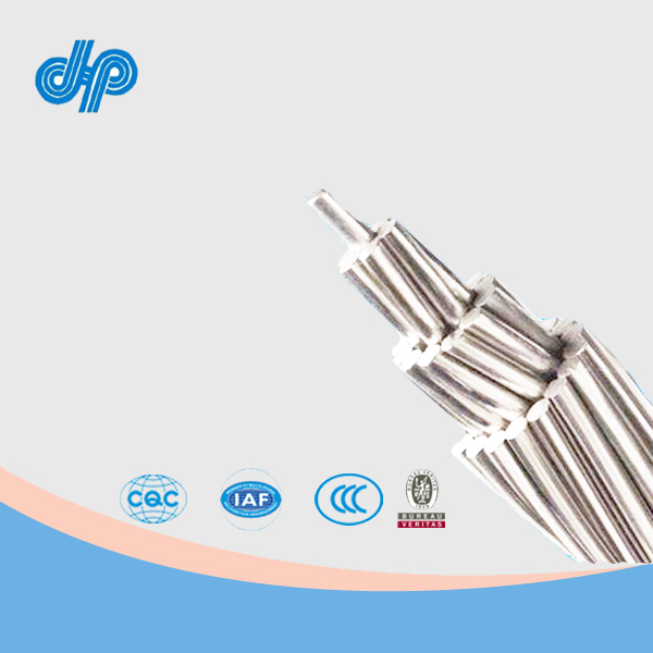 Overhead Cable All Aluminum AAC Bare Conductor Cable 50mm Power Cable