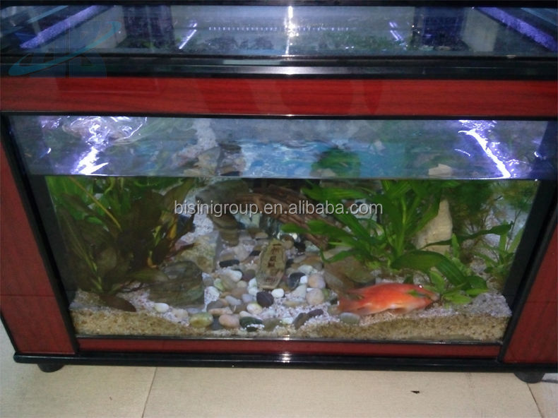 Bisini Modern Style Square Shape Aquarium / Fish Tank Table (bf09 ...