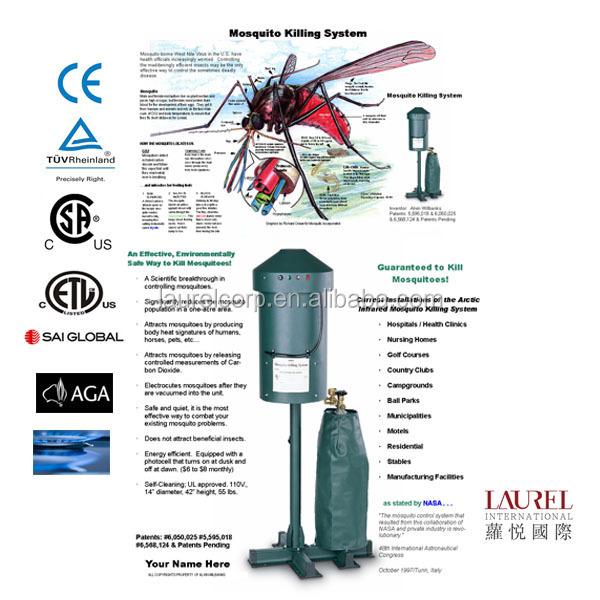 mosquito killer fog machine