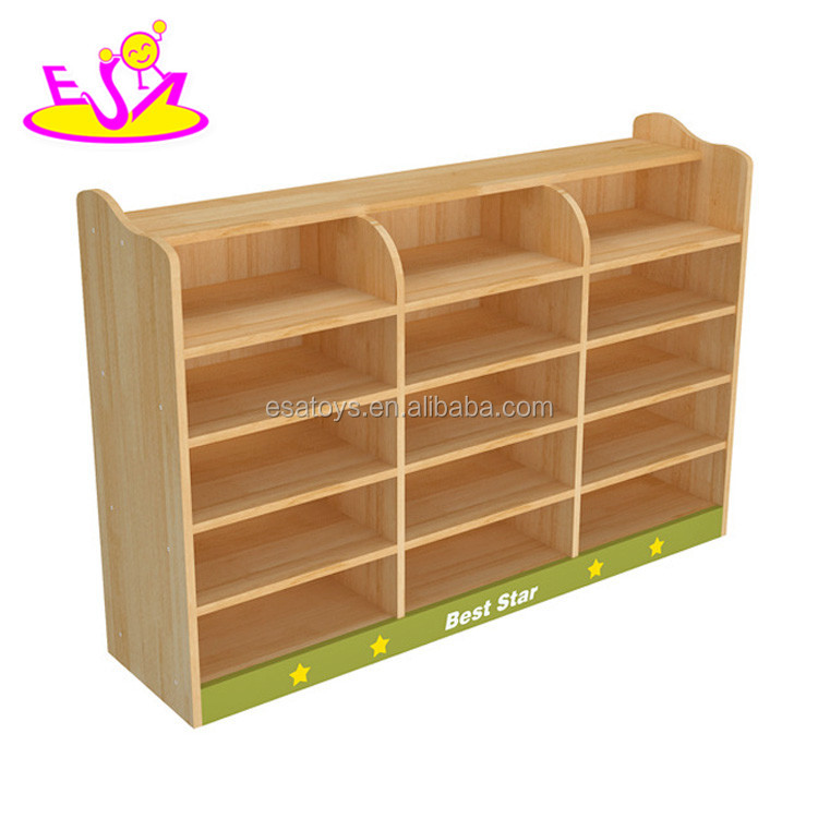 Daycare Center Kids Wooden Nursery Furniture Sets High Quality Kindergarten Baby School W08c229