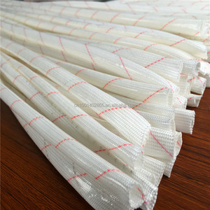 2715 pvc fiberglass insulation sleeve / Electrical insulation materials