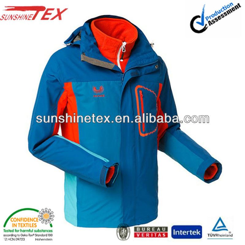 Men Functional Wear Outdoor Clothing Active Urban Wear Clothing ...