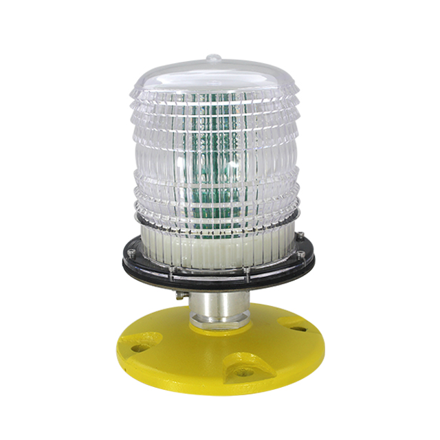 airport Helipad Elevate taxiway edge light/Heliport Elevate Perimeter Light/AC220V led green Helipad lamp
