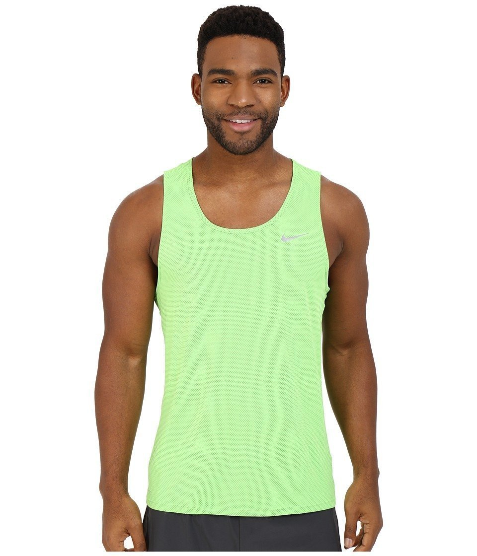 def5cb833cf3f Buy Nike DF Contour Singlet Mens Tank Top Size XL in Cheap Price on ...