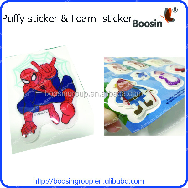 Die cut foam stickers wholesale foam stickers suppliers alibaba