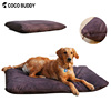 Fashion Designer Royal Luxury Handmade Suede Comfy Pet Dog Sofa Bed