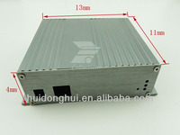 2014 newCustomize case for hard disk aluminum extrusion housing