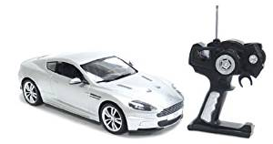 Licensed Aston Martin DBS Coupe 1:14 Electric RTR RC Car (Color May Vary)