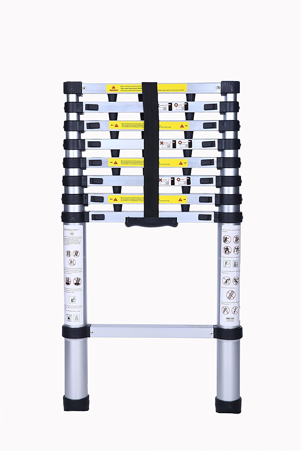 En131 telescopic ladder car and van mats