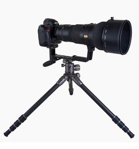 Pantour 2019 Hot selling professional carbon fiber best camera tripod