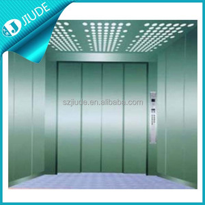 Factory Price Wittur Electric Freight Elevator Sell
