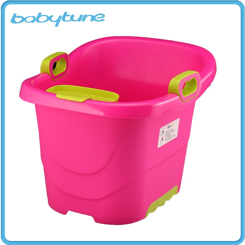 china manufacturer 2017 new design anti skid portable baby bathtub buy baby bathtub portable. Black Bedroom Furniture Sets. Home Design Ideas