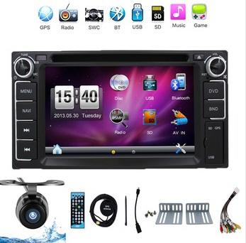 """2 DIN  6.2"""" Touch Screen  Daihatsu Terios Eco  /Daihatsu Terios Wild"""