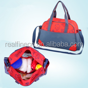 2015 new 2 colors maternity bags baby diaper bags animal nappy bags for mom mummy pregnant handbags