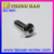 Galvanized Square Drive Pan Head Self Tapping Screw