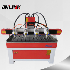 cnc router 4th axis 3d wood metal cnc router multi spindles