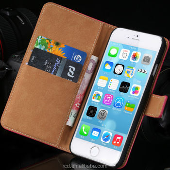 For IPhone 6 Leather Case Genuine Leather For IPhone 7 Simple Style For I Phone 6 Cases