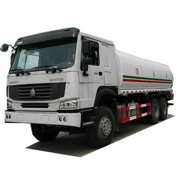 Dongfeng Brand 4x2 Truck Mounted Water Tank