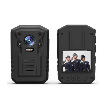 Factory Direct Security Guard Wireless Police Body Worn Camera Wireless Mini DVR 1080P Full HD 4G Body Camera
