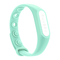 promotional natural essential oil waterproof mosquito repellent bracelet